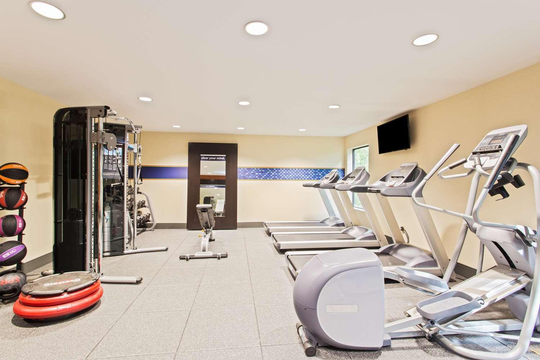 Fitness/ Exercise Room - Hampton Inn Sault Sainte Marie