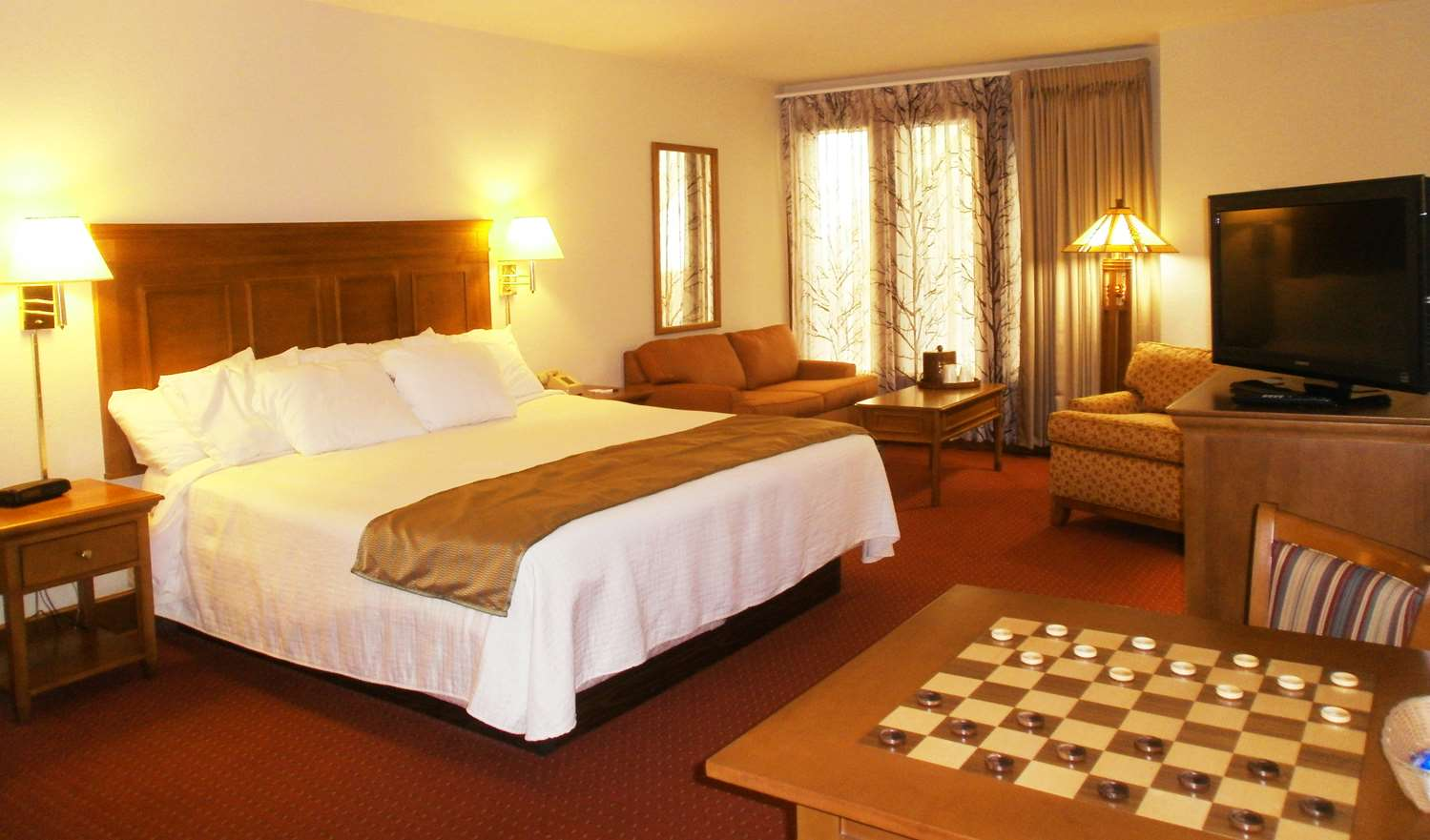 Room - Pere Marquette Lodge & Conference Center Grafton