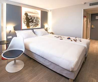 Hotel KYRIAD PARIS NORD - PORTE DE SAINT OUEN