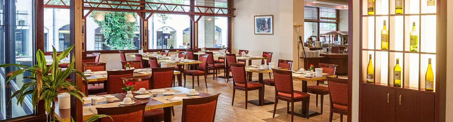 Restaurant - Hotel Golden Tulip Bielefeld City