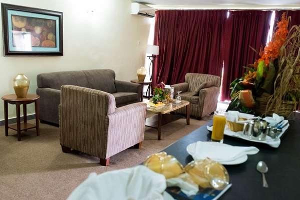 Hotel GOLDEN TULIP ESSENTIAL FREETOWN HOTEL - Executive Suite - Sea View