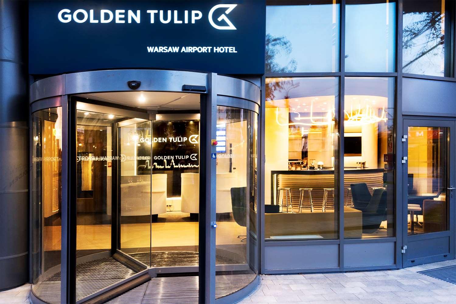 GOLDEN TULIP WARSAW AIRPORT