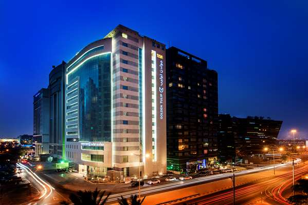 5 star hotel GOLDEN TULIP DOHA