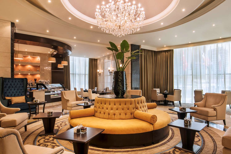 مطعم - Hotel Golden Tulip Doha