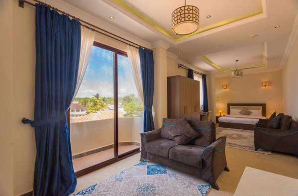 Hotel GOLDEN TULIP ZANZIBAR RESORT - Superior Room - City View