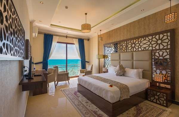 Hotel GOLDEN TULIP ZANZIBAR RESORT - Double Suite - Ocean View