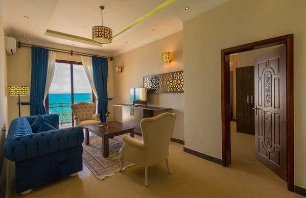 Hotel GOLDEN TULIP ZANZIBAR RESORT - Suite - Ocean View