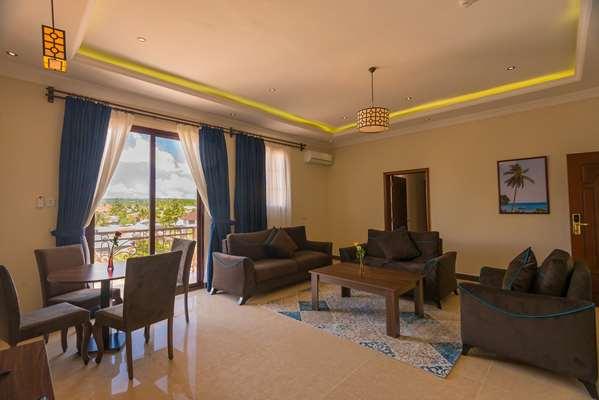 Hotel GOLDEN TULIP ZANZIBAR RESORT - Suite - City View