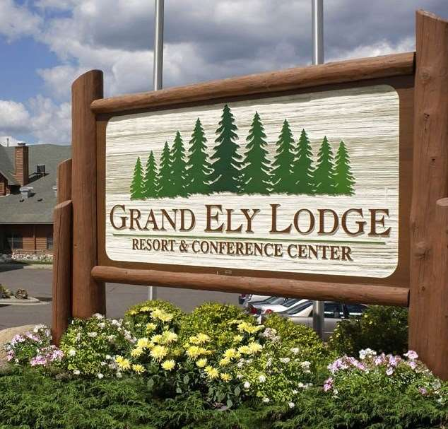 Exterior view - Grand Ely Lodge Resort & Confrence Center