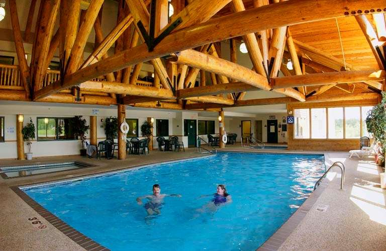 Pool - Grand Ely Lodge Resort & Confrence Center