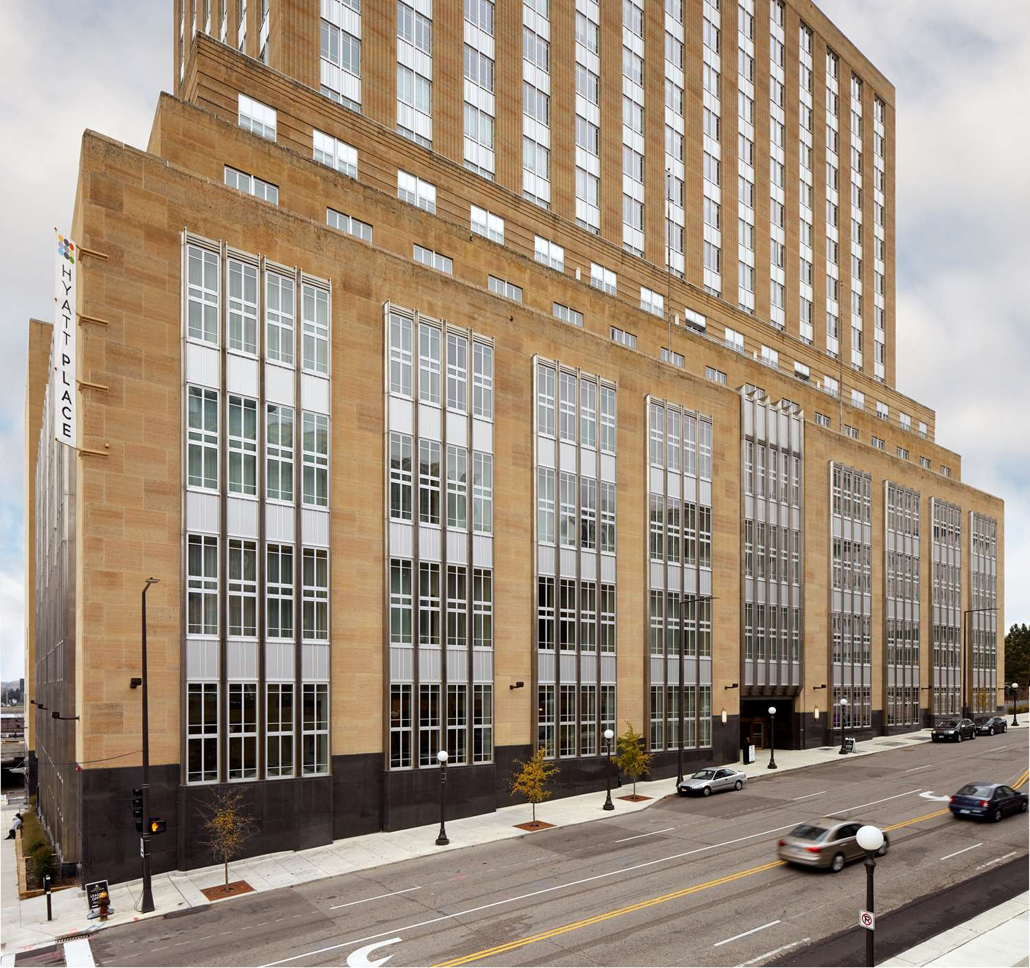 Exterior view - Hyatt Place Hotel Downtown St. Paul