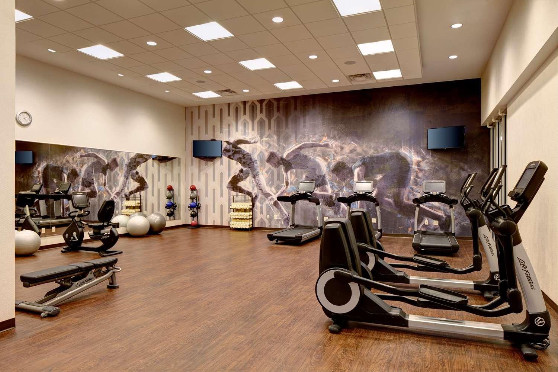 Fitness/ Exercise Room - Hyatt Place Hotel Downtown St. Paul