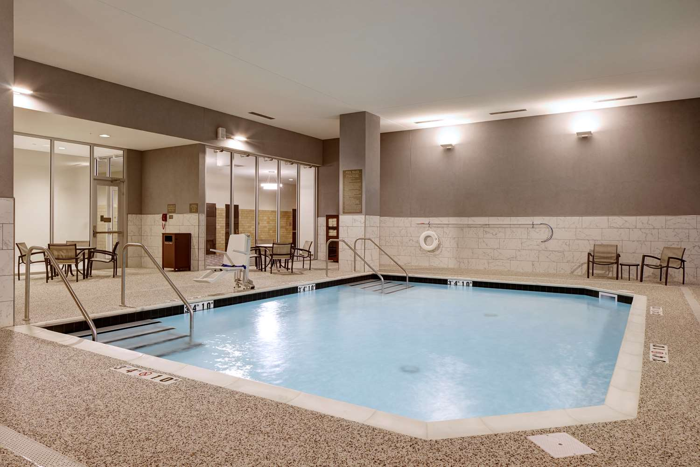 Pool - Hyatt Place Hotel Downtown St. Paul