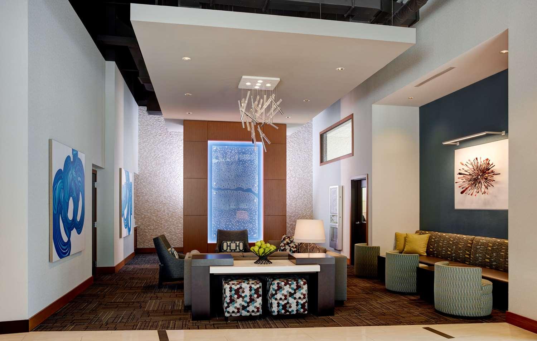 Lobby - Hyatt Place Hotel Courthouse Arlington