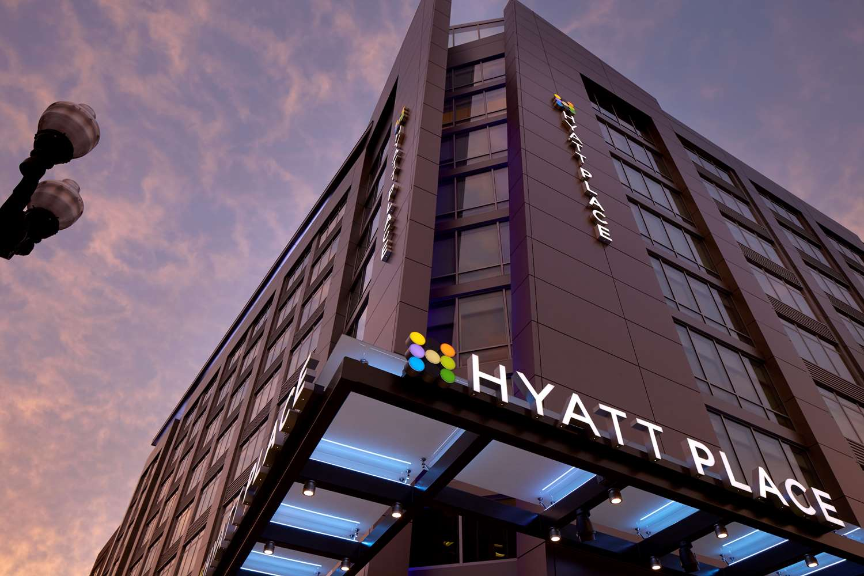 Exterior view - Hyatt Place Hotel Courthouse Arlington
