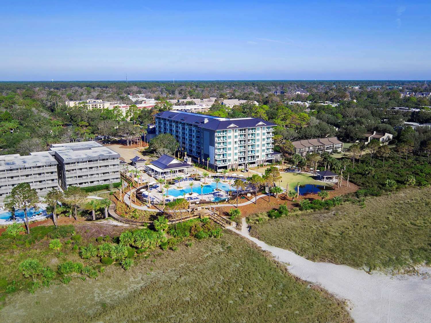 Ocean Oak Resort Hilton Head Island SC  See Discounts