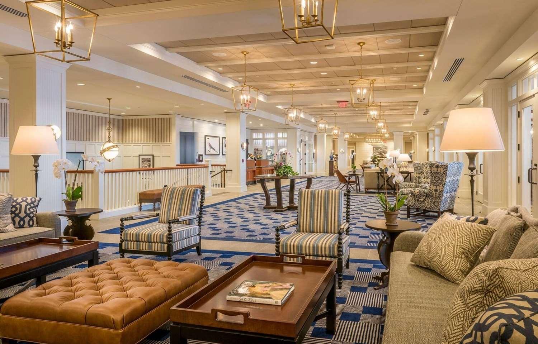 Lobby Beauport Hotel Gloucester