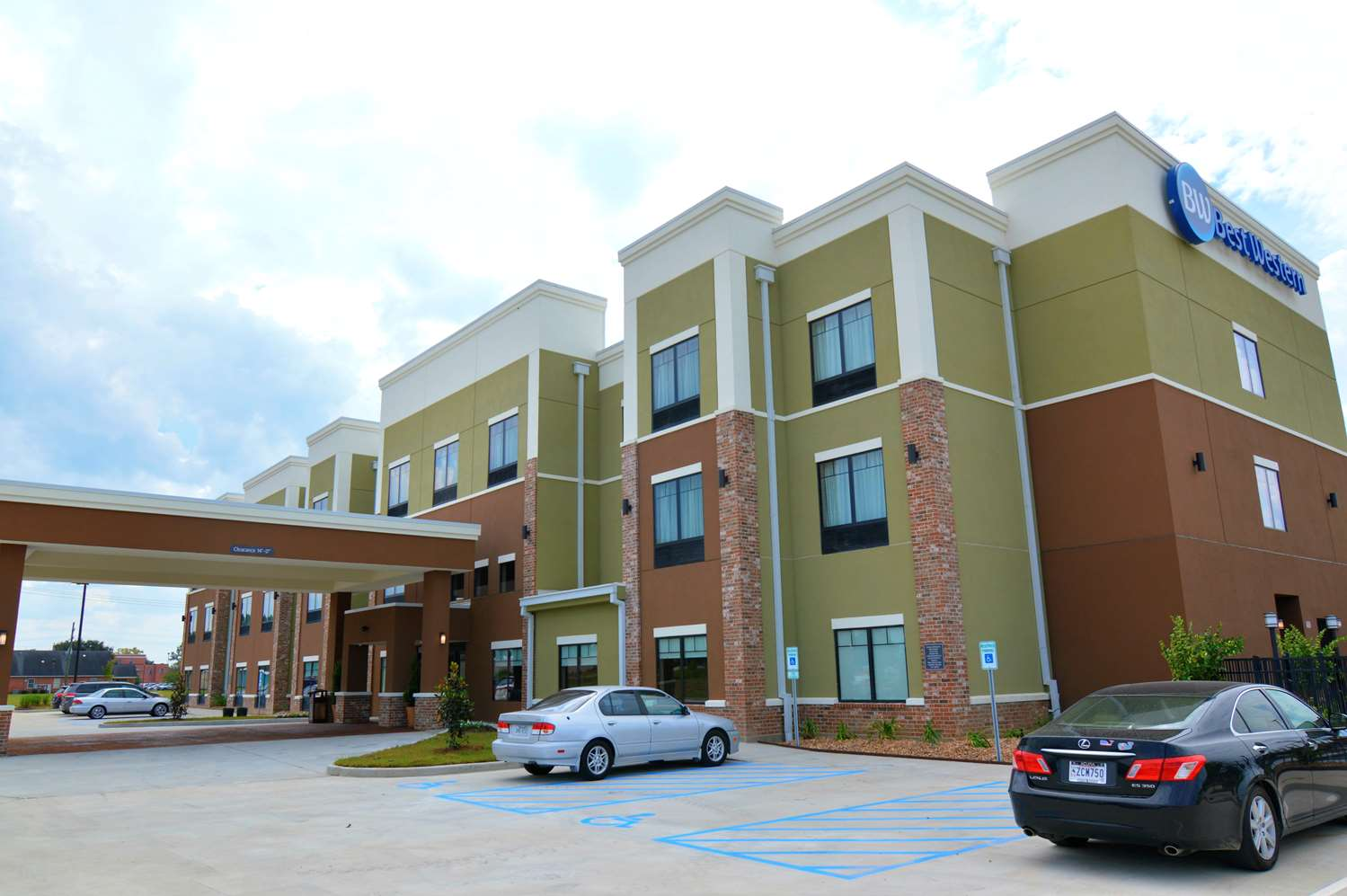 Exterior view - Best Western False River Hotel New Roads