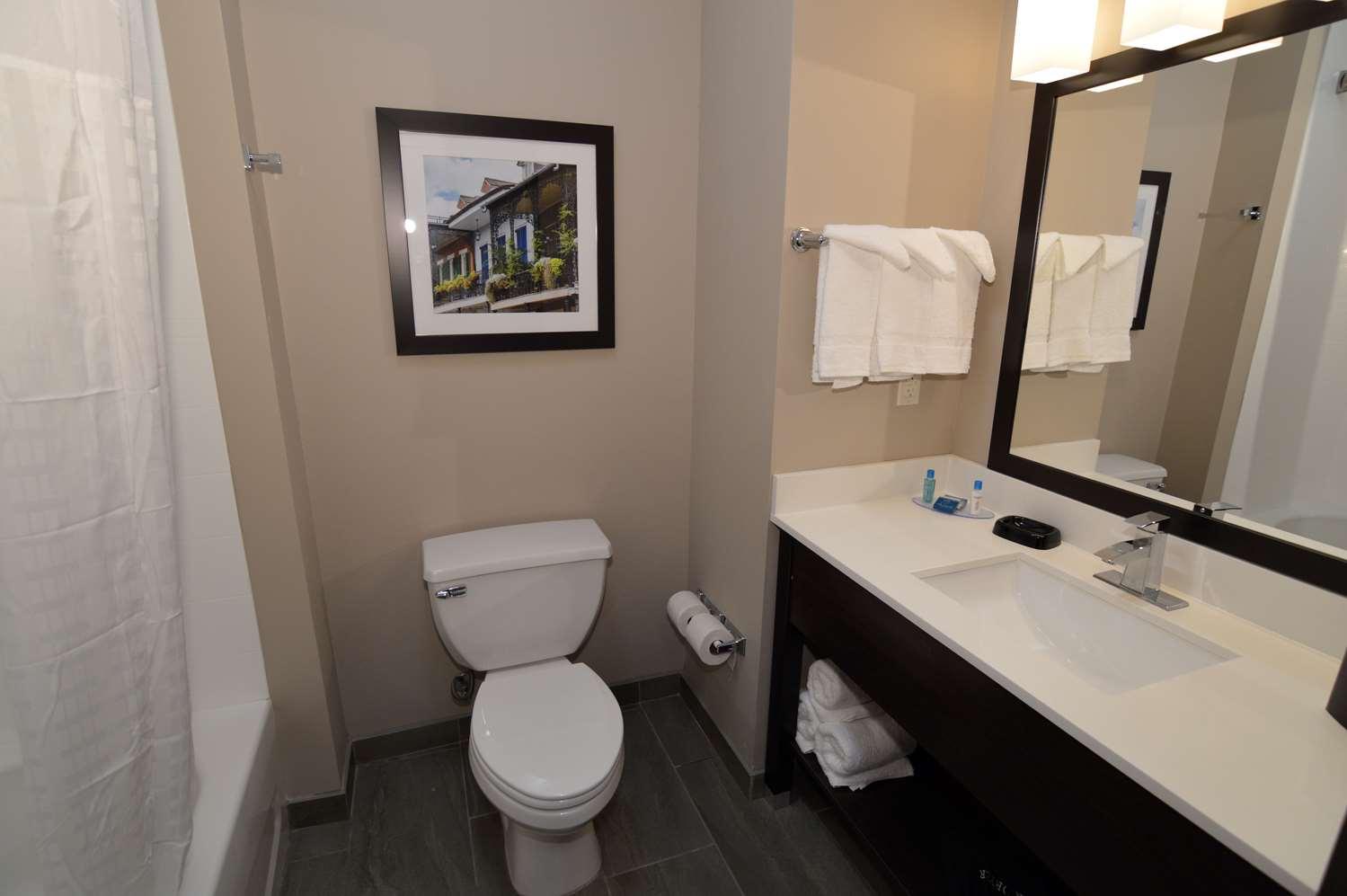 Room - Best Western False River Hotel New Roads