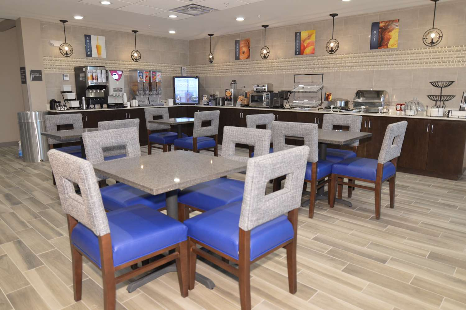 Restaurant - Best Western False River Hotel New Roads