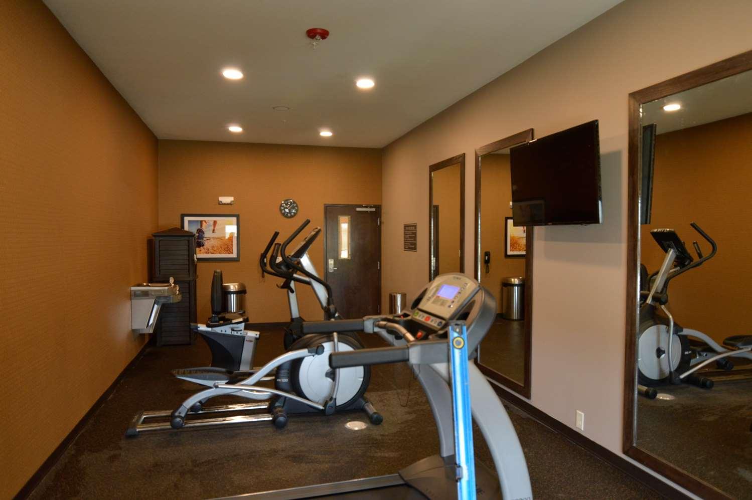 Fitness/ Exercise Room - Best Western False River Hotel New Roads