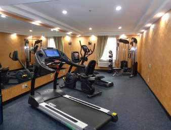 Fitness/ Exercise Room - Baymont Inn & Suites Kingston