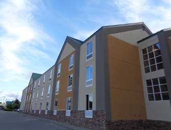 Exterior view - Baymont Inn & Suites Kingston