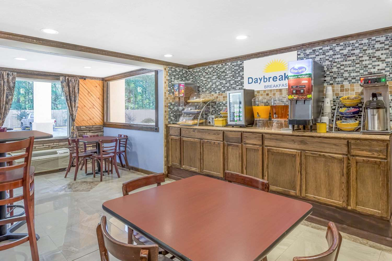 Restaurant - Days Inn Lavonia