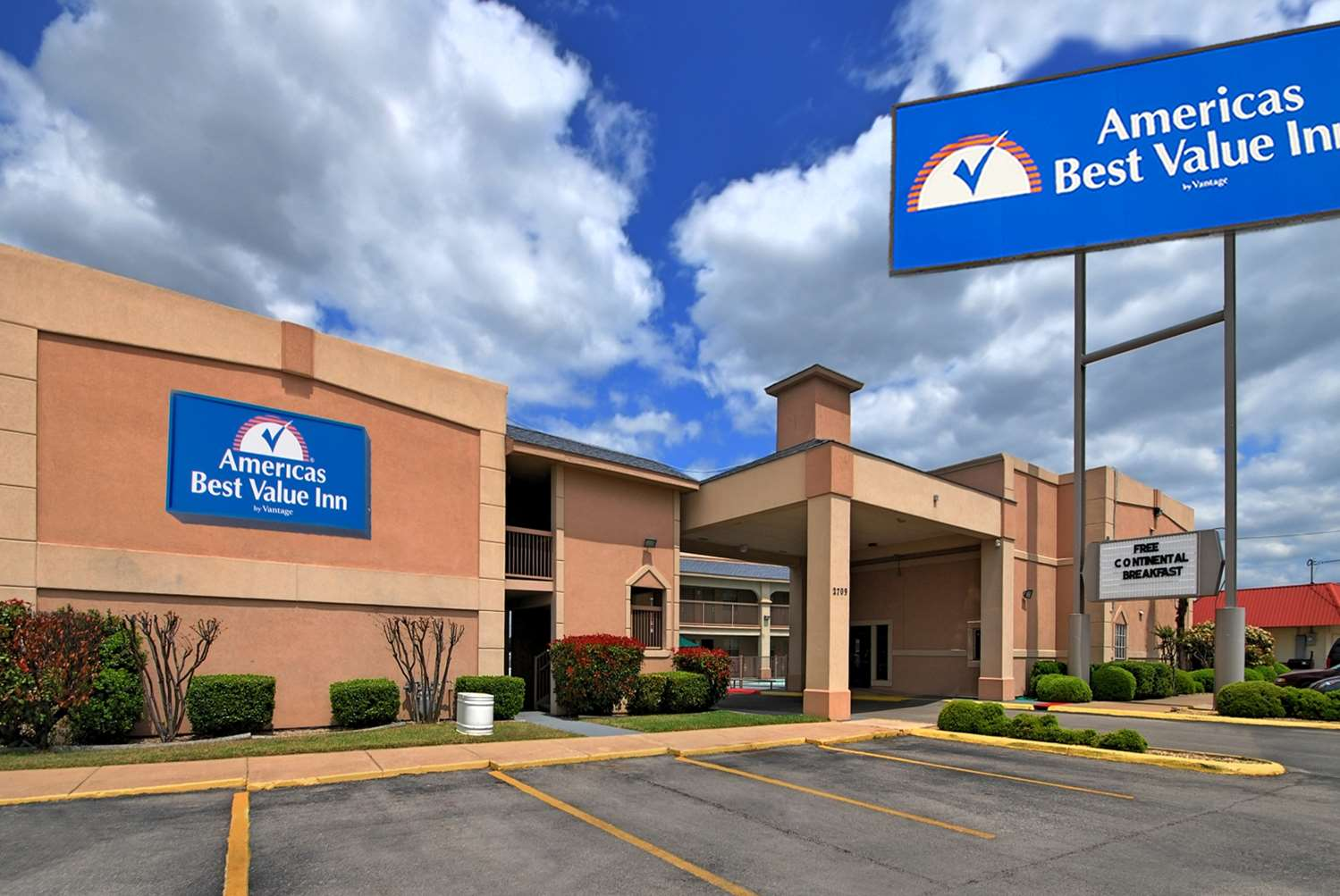 Exterior view - Americas Best Value Inn Killeen