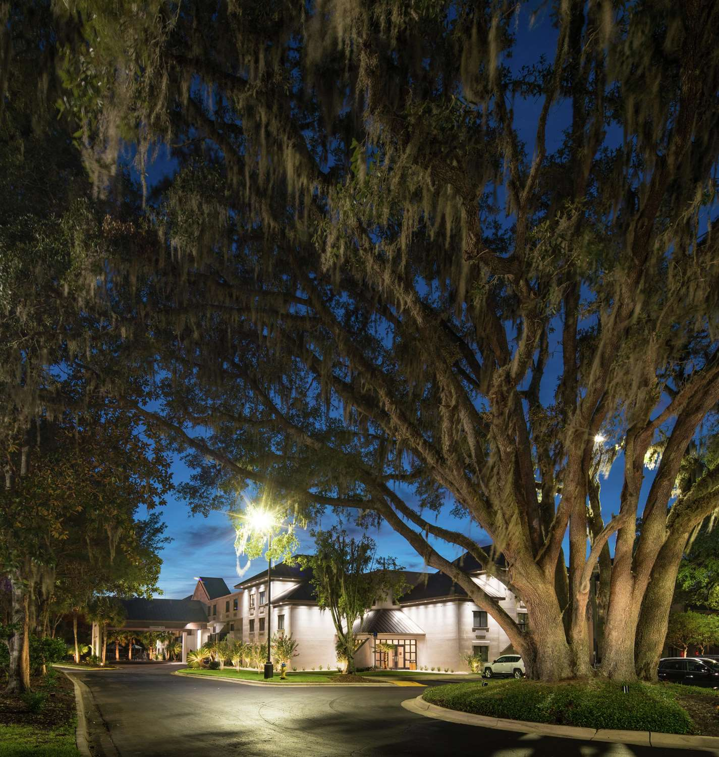 Exterior view - Doubletree by Hilton Hotel Gainesville
