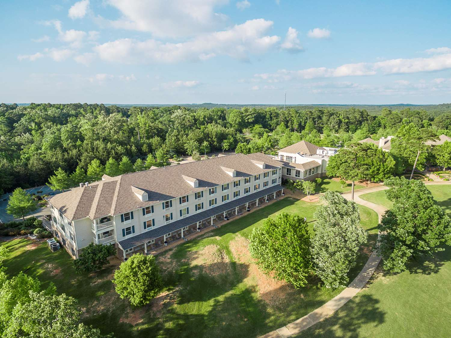 Exterior view - Cypress Bend Golf & Conference Resort Many