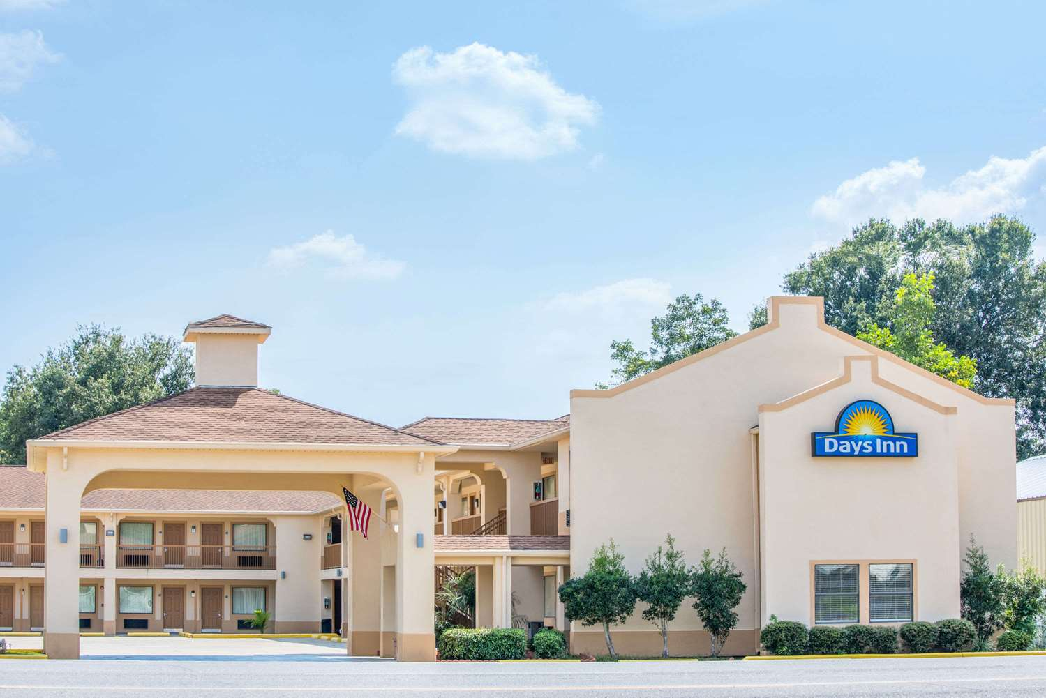 Exterior view - Days Inn Abbeville