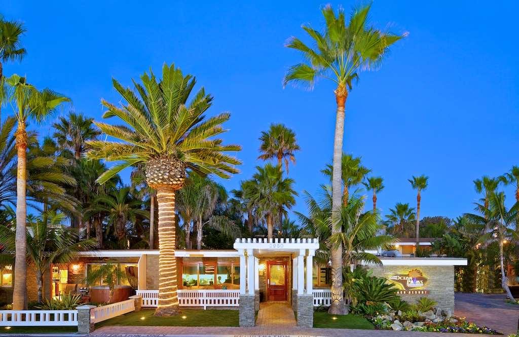 Exterior view - Ocean Palms Beach Resort Carlsbad