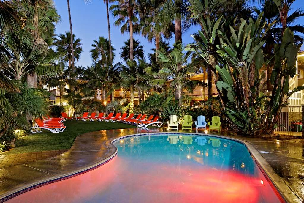 Pool - Ocean Palms Beach Resort Carlsbad