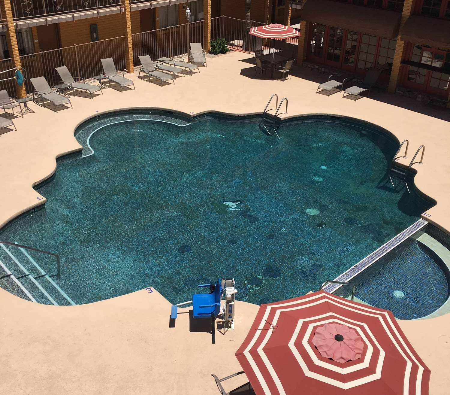 Pool - Ramada Hotel ASU Tempe