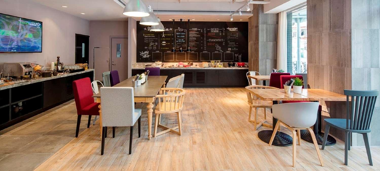 Restaurant - Hotel Campanile Shanghai Bund Hotel