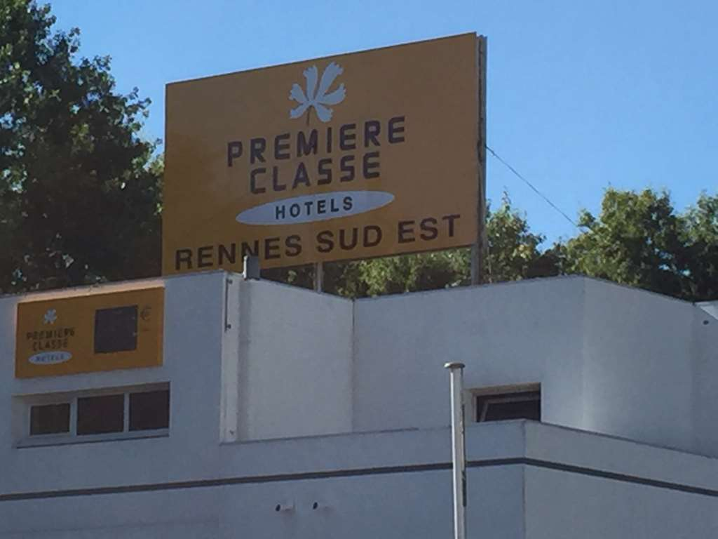 Welkom bij het Première Classe Rennes Sud Est