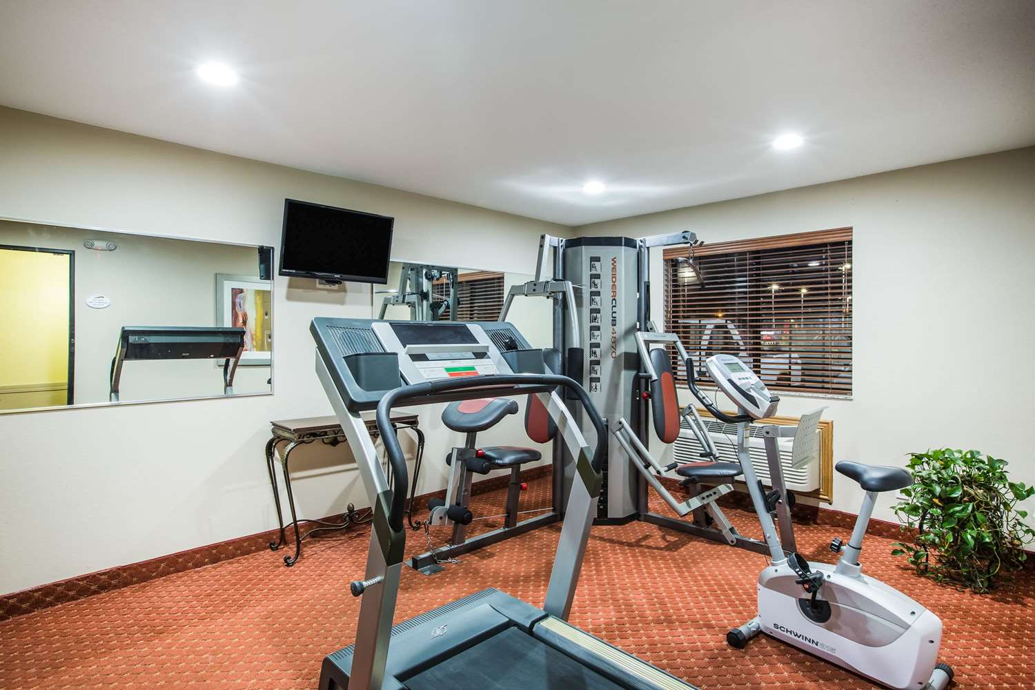 Fitness/ Exercise Room - Baymont Inn & Suites Cedar Rapids