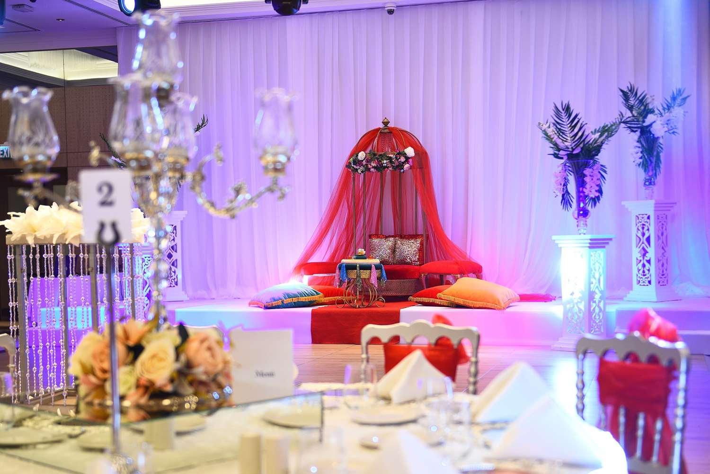 Weddings, hennas, or engagements