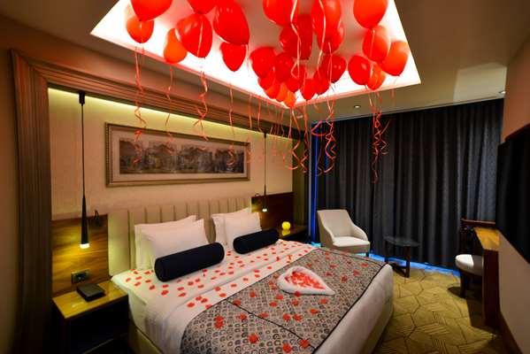 Hotel GOLDEN TULIP ISTANBUL BAYRAMPASA - King Bed Suite