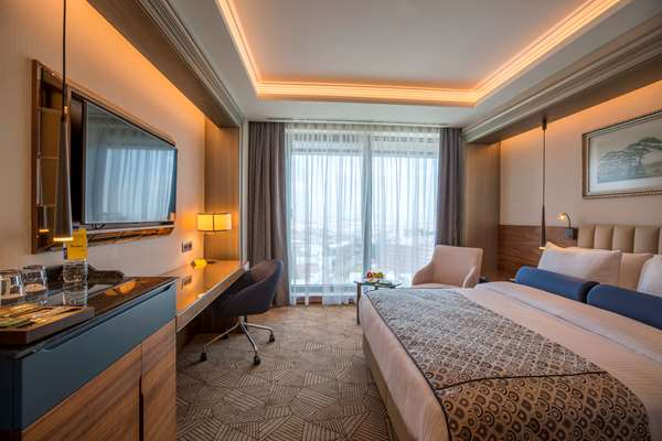 Hotel GOLDEN TULIP ISTANBUL BAYRAMPASA - Superior Room - City View