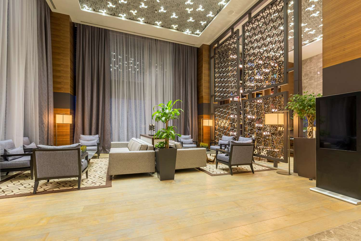 Restaurant - Hotel Golden Tulip Istanbul Bayrampasa