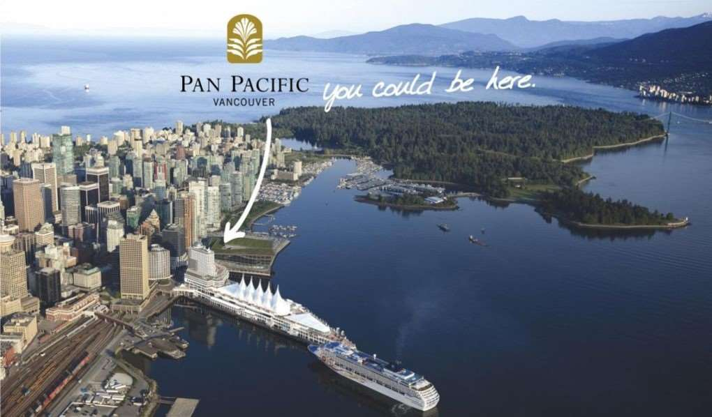 Exterior view - Pan Pacific Hotel Vancouver