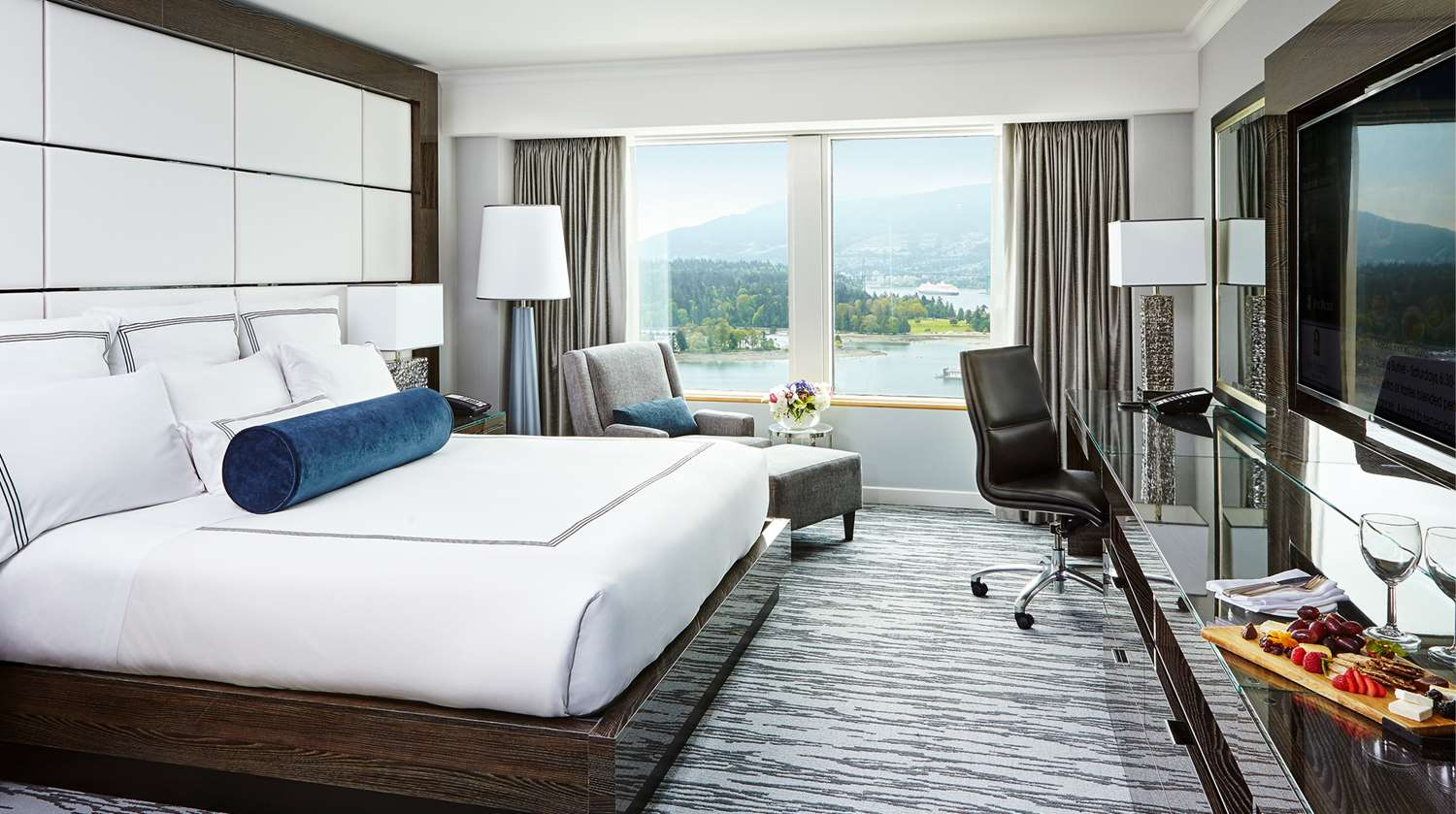 Room - Pan Pacific Hotel Vancouver