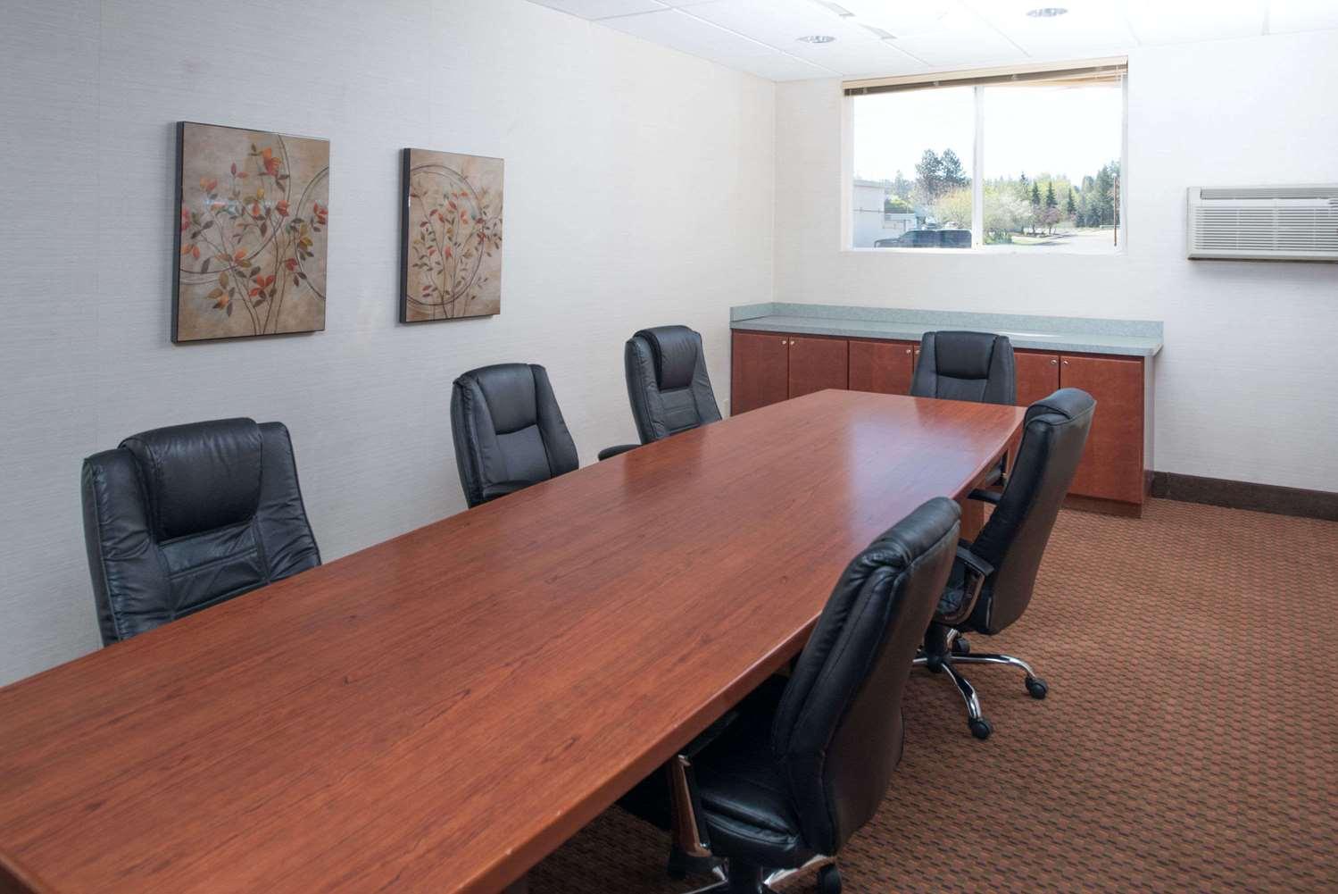 Meeting Facilities - Ramada Hotel Midtown Spokane