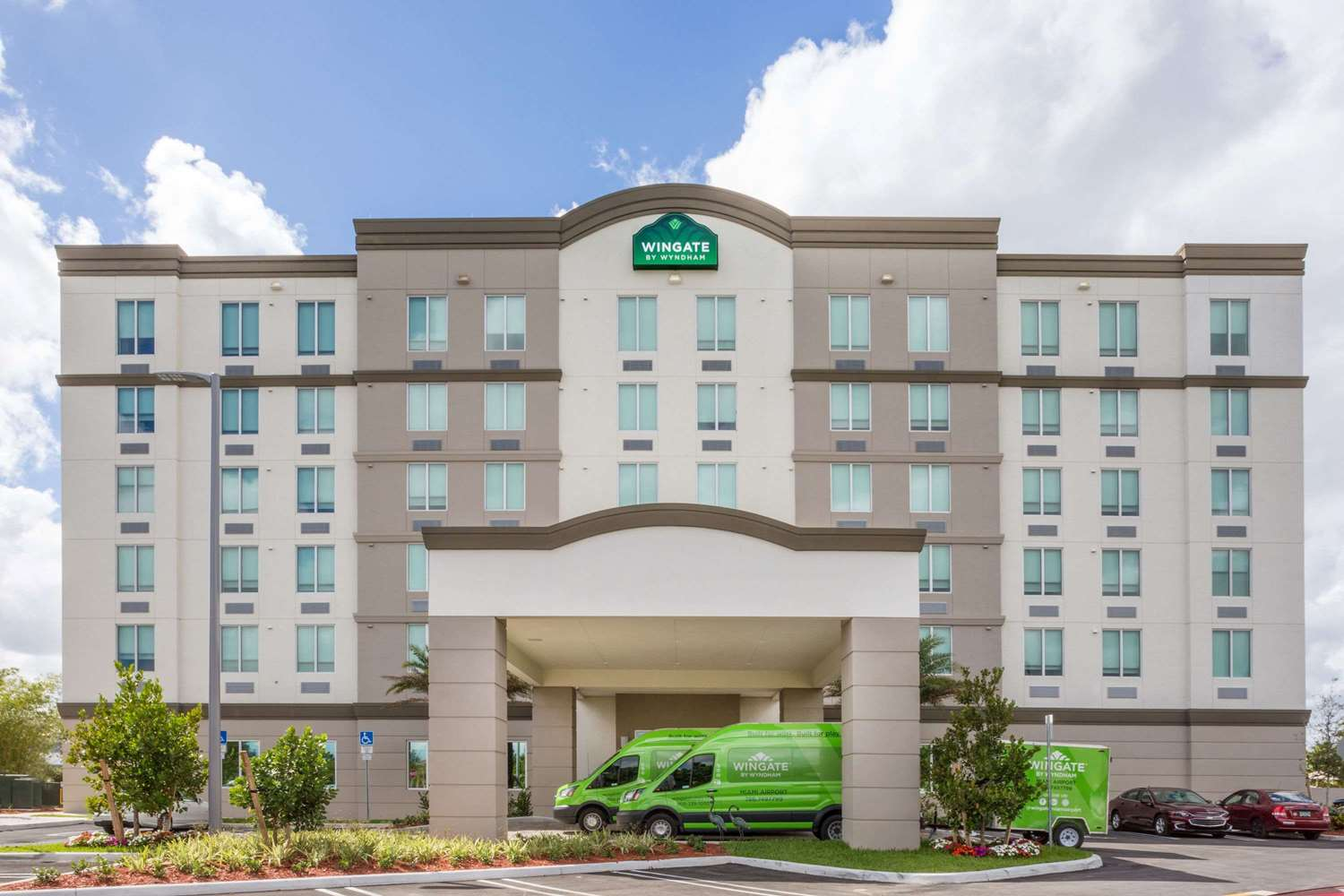 Exterior view - Wingate by Wyndham Hotel Miami Airport Doral