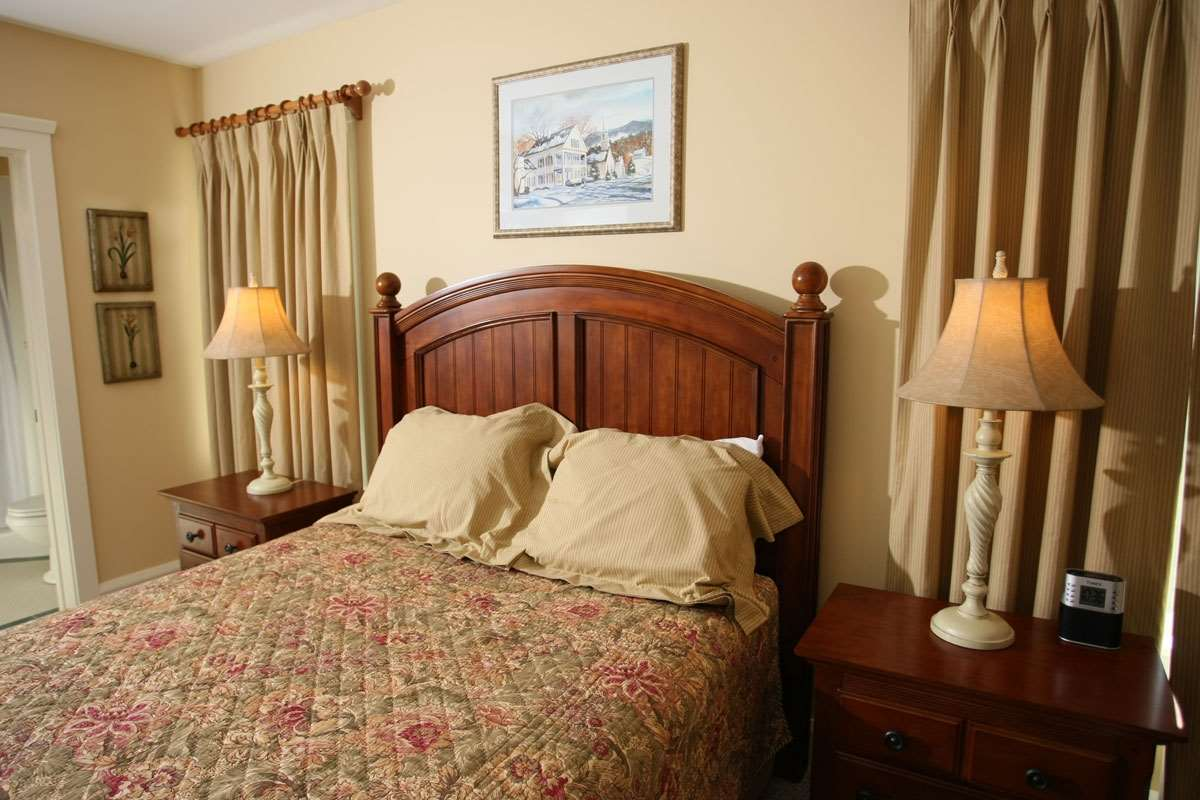 Room - Castle Hill Resort & Spa Proctorsville