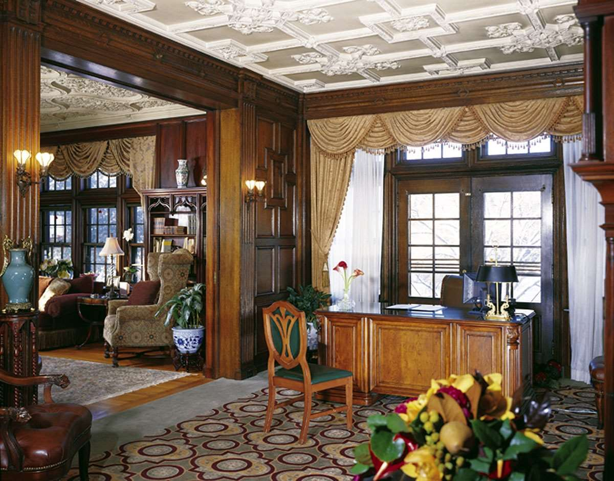 Lobby - Castle Hill Resort & Spa Proctorsville