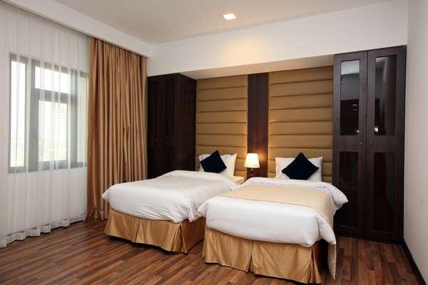 Hotel GOLDEN TULIP AL KHOBAR SUITES - Ambassador Suite