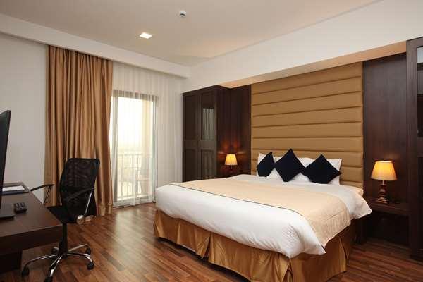 Hotel GOLDEN TULIP AL KHOBAR SUITES - Diplomatic Suite - Sea View